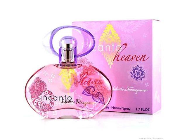 продам SALVATORE FERRAGAMO Incanto Heaven edt 100 мл -лицензия отличного качества бу в Киеве