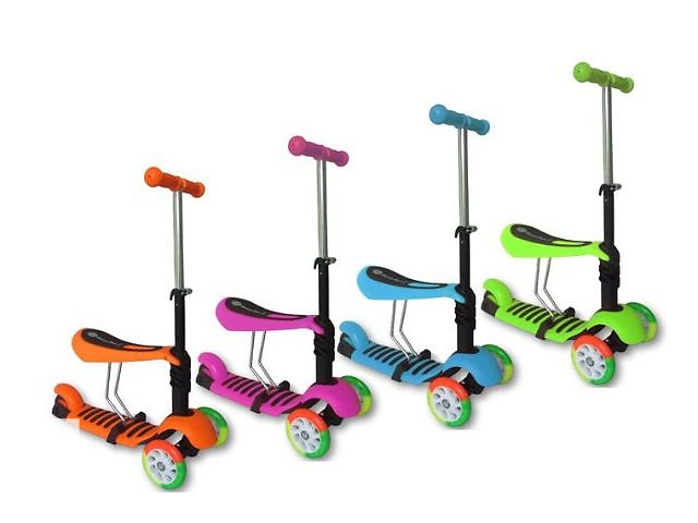 бу Самокат Scooter 3 in 1 в Одессе