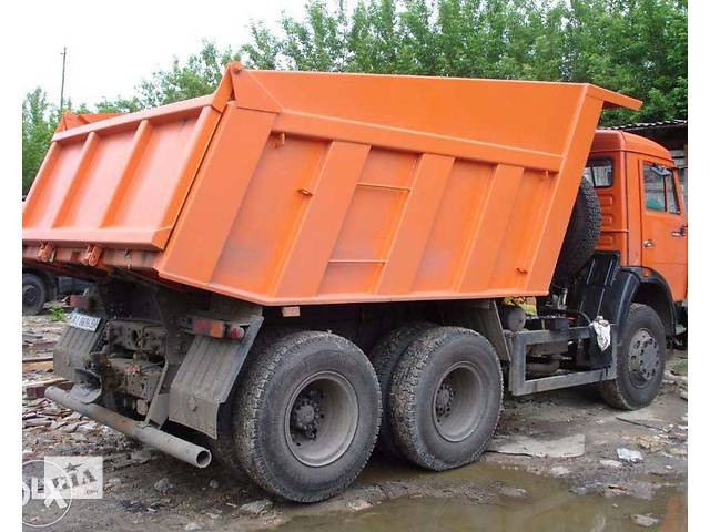 бу Самосвал ЗИЛ, КАМАЗ и евро КАМАЗ под вывоз мусора  в Украине