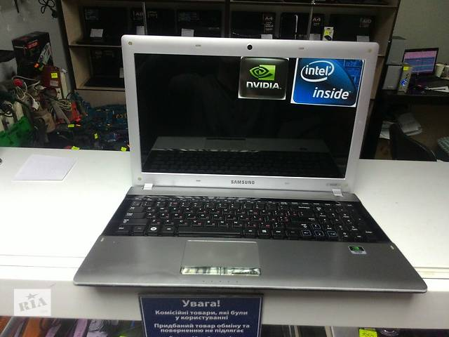 Samsung 15.6 i3 4 ядра, 4 озу 320 жесткий диск, Игровой 2 видеокарты- объявление о продаже  в Виннице