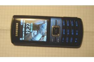 б/у Мобильные телефоны, смартфоны Samsung Samsung C3010 midnight black