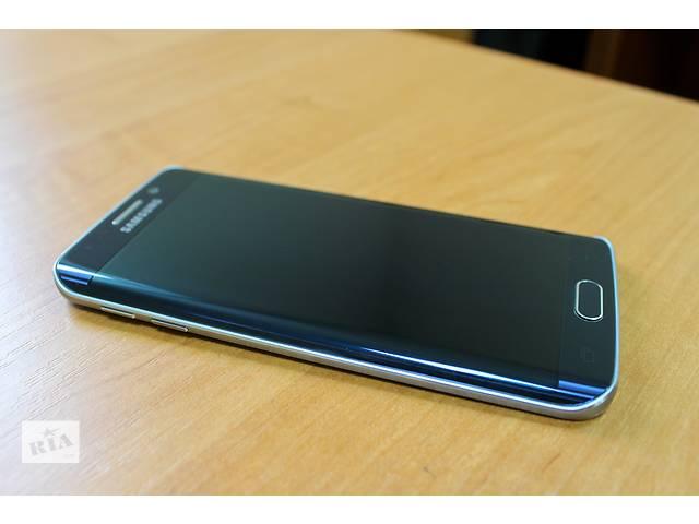 бу Samsung G925F Galaxy S6 edge 64GB Black Sapphire в Сумах