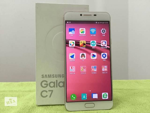Samsung Galaxy C7- объявление о продаже  в Одессе