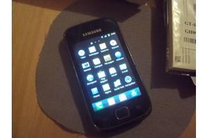 б/у Смартфоны Samsung Samsung S5660 Galaxy Gio Silver White