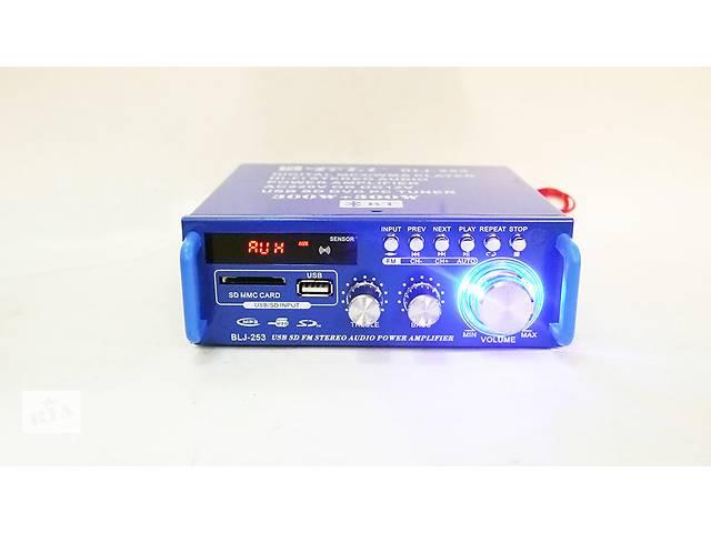 Стерео усилитель звука BLJ-253A Bluetooth  - объявление о продаже  в Киеве