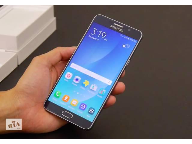 купить бу Samsung Galaxy Note 5 N9200 VIP КОПИЯ Самсунг! 32Gb! 4G! 8-Ядер! 2Gb-ОЗУ! ОТПРАВКА БЕЗ ПРЕДОПЛАТ! ЗВОНИ СЕЙЧАС! в Киеве