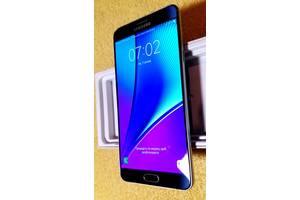 б/у Имиджевые мобильные телефоны Samsung Samsung Galaxy Note 5