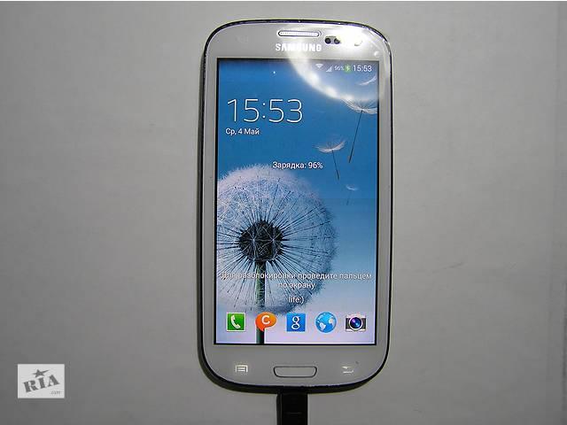 продам Samsung Galaxy S3 GT-I9300I (original) бу в Броварах