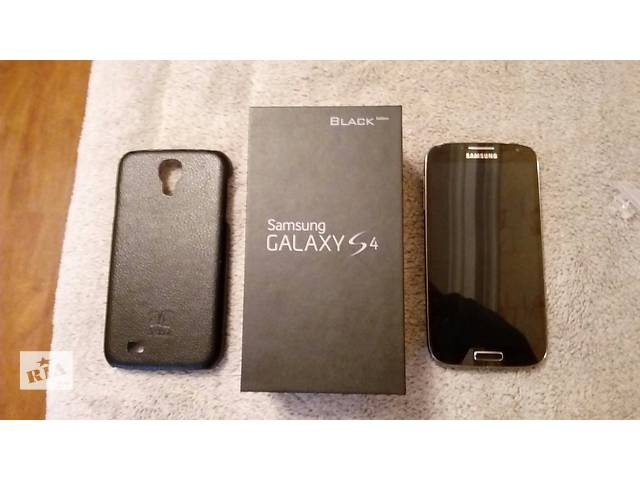 купить бу Samsung Galaxy S4 Black Edition в Киеве
