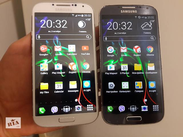 бу Samsung Galaxy S4 (Оригинал ) в Виннице