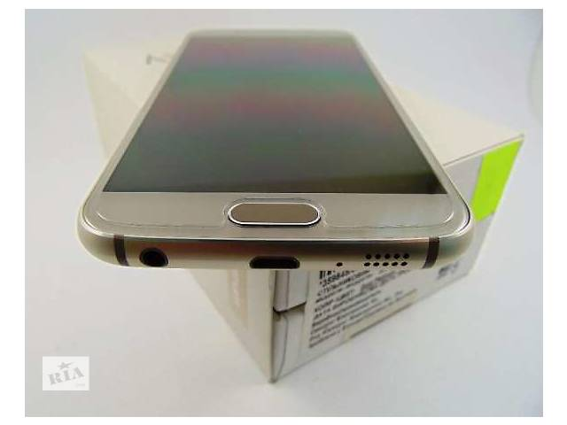 Samsung Galaxy S6 Duos G920FD 32Gb Gold Platinum- объявление о продаже  в Киеве