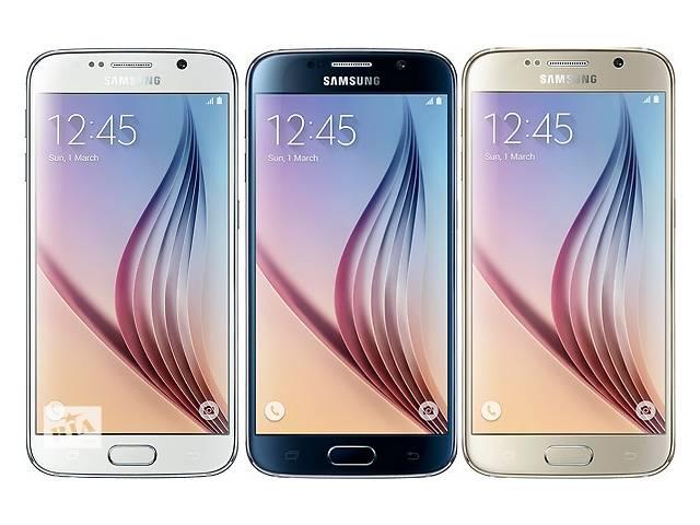 бу Samsung Galaxy S6 копия 3G Android 5.0 экран 5.1 дюйма IPS 8 ядер 9 мп GPS в Одессе