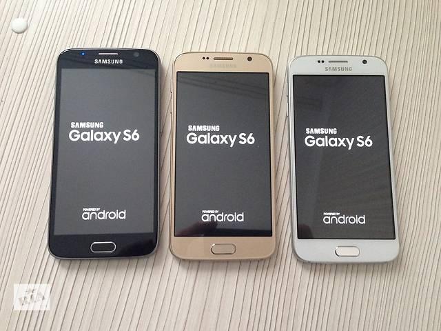 Samsung Galaxy S6 SM-G920F 8-Ядерр! 16Gb! 12Mp! Android 5.0.2! В Наличии! Оплата При Получении! Без Предоплат!- объявление о продаже  в Одессе