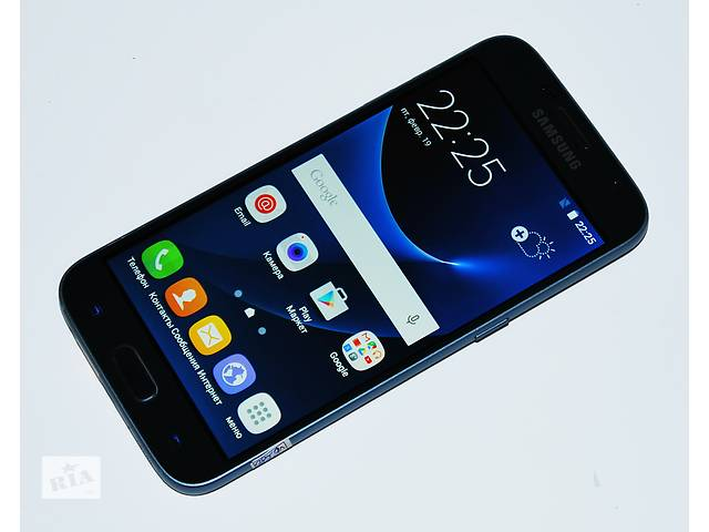 "купить бу Samsung Galaxy S7 (2sim) экран 5.0"", 4 ядра, WiFi, Android 6.0.1 камера 8MP в Одессе"