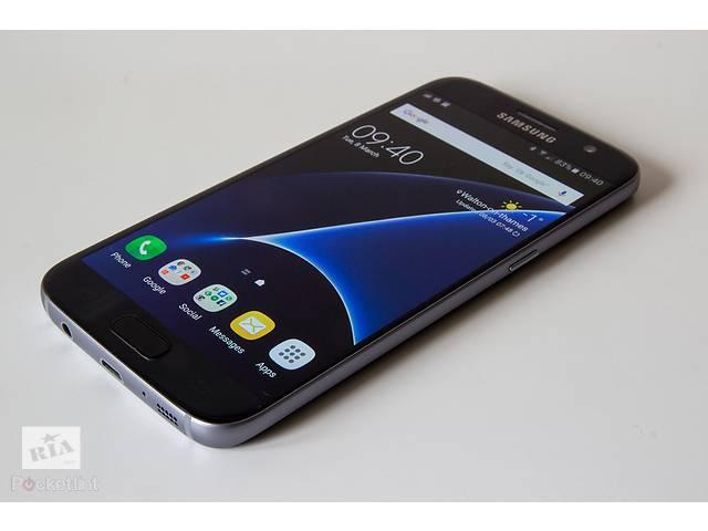 продам Samsung Galaxy S7 КОРЕЯ, РЕАЛЬНО 8ядер,4/32GB, МЕТАЛ гарантия 1год. бу в Киеве