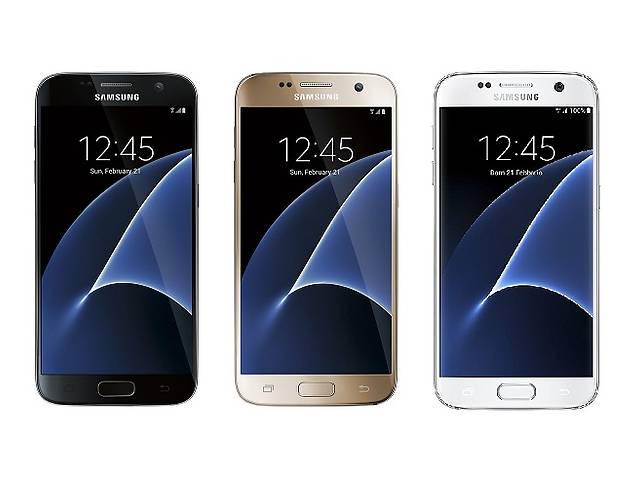 продам Samsung Galaxy S7 Plus копия 2SIM 4G Android 6.0 экран 5.5 дюймов IPS 4 ядра 2 ГБ ОЗУ 8 ГБ 5 мп GPS бу в Одессе