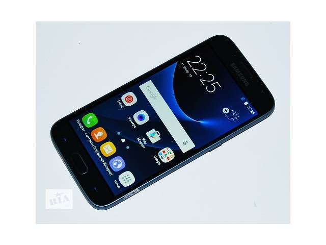 продам Samsung Galaxy S7 SM-G930F копия 2SIM 3G Android 4.2.2 экран 5 дюймов IPS 4 ядра 512 МБ ОЗУ 5 мп GPS бу в Одессе