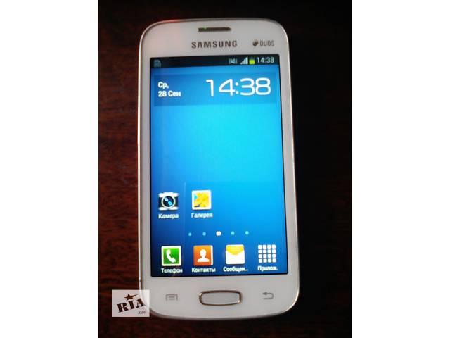 Samsung Galaxy Star plus S7262 white- объявление о продаже  в Запорожье