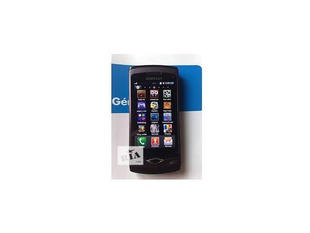 купить бу Samsung GT-S 8500 оригинал в Киеве