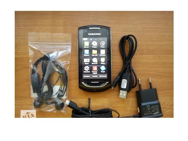 купить бу Samsung GT-S5620 оригинал в Киеве