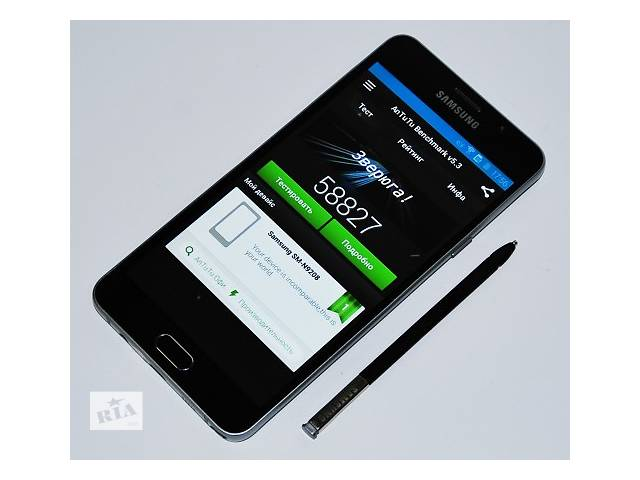 купить бу Samsung Note 5  в Киеве