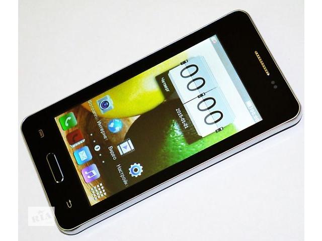 бу Samsung Note копия 2SIM JAVA экран 4 дюйма в Одессе