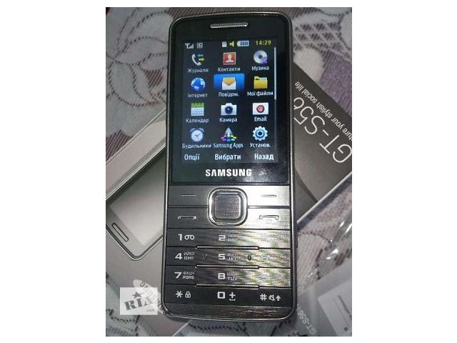 купить бу Samsung S5610 оригинал  в Киеве
