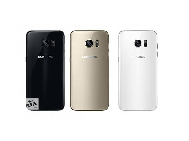 бу Samsung S7+ 2 sim, экран 5,5 4 ядра, 2 гб озу, чехол и стекло в подарок! в Одессе