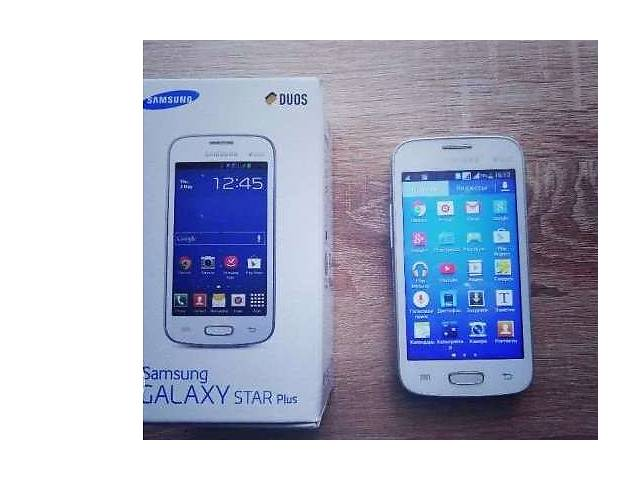 купить бу Samsung s7262 DUOS на 2 сим оригинал в Киеве