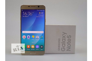 Samsung (Самсунг) Galaxy Note 5 SM-N9208! Доставка по Укриане 1-2 дня!