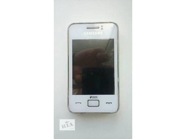 купить бу Samsung Star GT-S5222 в Тернополе