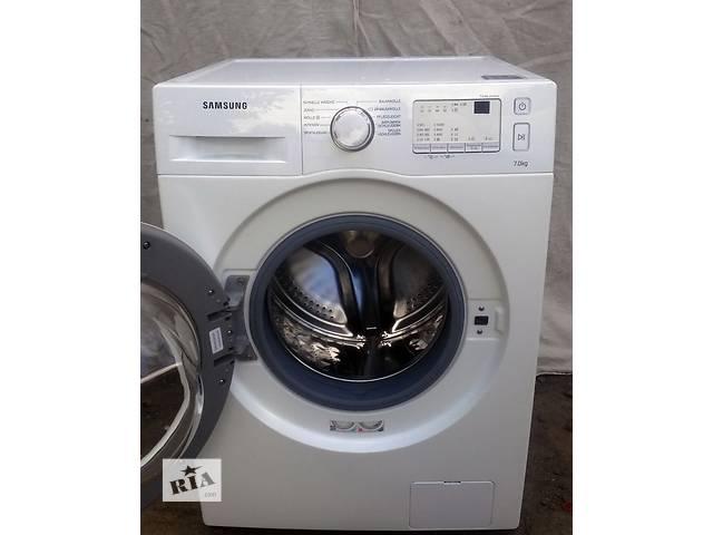 продам Samsung WW70J3473KW на 9 кг c Германии бу в Дубно