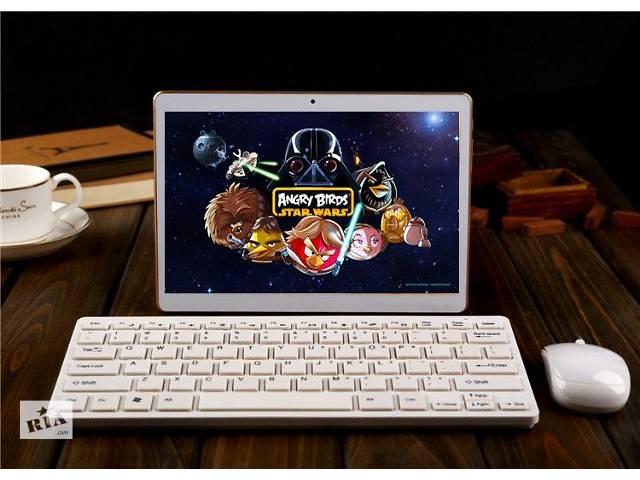 купить бу Samsung 10.6 8 ядер 5мр 2/16,32gb n9106 3g 2 сим GPS новые с гарантией в Покровске (Красноармейске)
