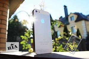 Iphone 5 Максимально приближен к оригиналу на 1 сим+ wiFi+Литая батарея 1700 МП + GPS Встроенный +5