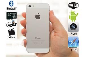 Iphone 5 Максимально приближен к оригиналу на 1 сим+ wiFi+Литая батарея 1700 МП + GPS Встроенный +5 МП Камера + SKYPE