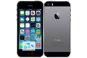 iPhone 5S speace gray  (2 sim) TV WIFI