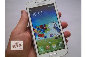 Samsung Galaxy S4 i9500 2-СИМ. Большой Экран! Чехол Книжка! Оплата При Получении!