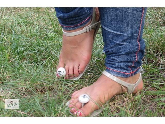 сандали силиконовые шанель- объявление о продаже  в Киеве
