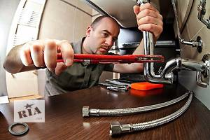 Монтаж систем отопления и водоснабжения