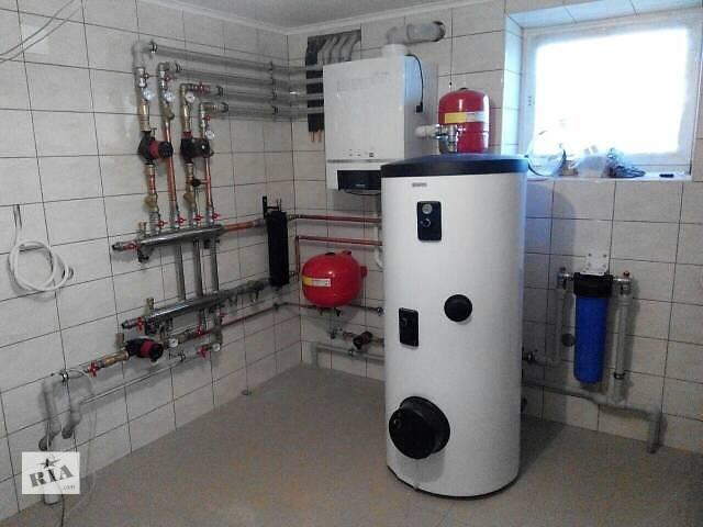 бойлер теплобак ёмкость теплоаккумулятор бочка буфер teplobak- объявление о продаже  в Черновцах