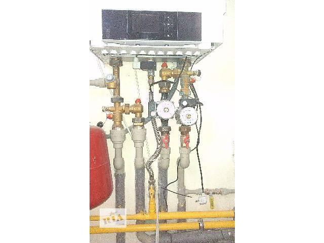продам сантехработы сантехник установка отопление бу в Харькове