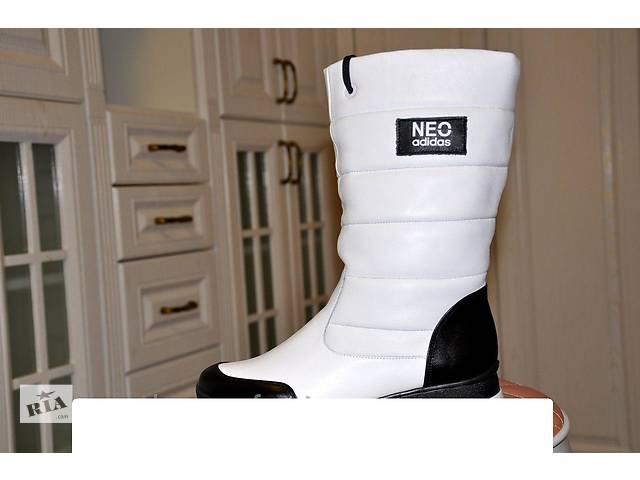 купить бу Сапоги женские зима Adidas Neo  в Ивановке (Одесской обл.)