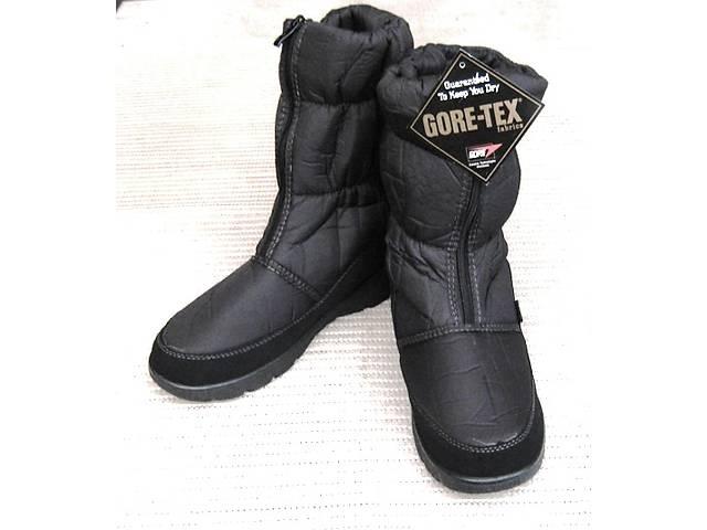 продам Сапоги зимние Gore-Tex Пока недорого бу в Киеве