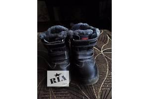 б/у Детские зимние ботинки