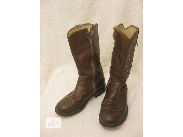 купить бу Сапожки Jigsaw Junior, размер 35, черевички, чобітки, сапоги кожаные в Тернополе