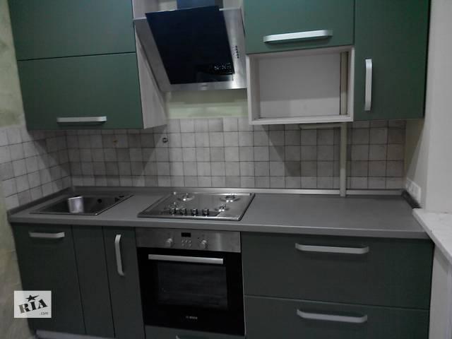 бу Сборка Вашей кухни  в Днепре (Днепропетровске)