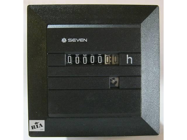 продам Счетчики моточасов SEVEN SHM-60 (220В) - АКЦИЯ бу в Краматорске