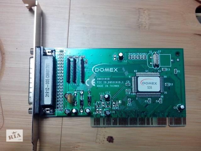 бу SCSI контроллер PCI Domex DMX3191D в Сумах