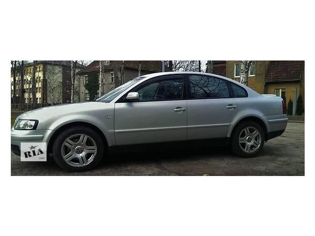 бу Сдается в аренду VW Passat 2.5 tdi в Киевской области