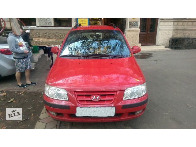бу Сдам в аренду под такси Hyundai Matrix 1.6 газ/бензин в Одессе